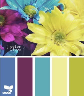 Картинки сочетание цветов изображение и палитра - 029e4